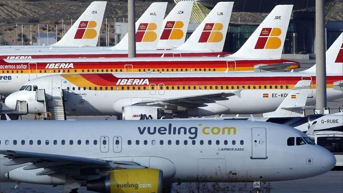 Iberia lanza una campaña de descuentos del 25% para volar en el 2021