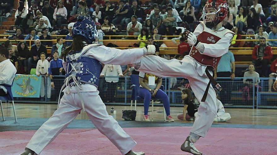 El Professional Taekwondo Open también se cancela