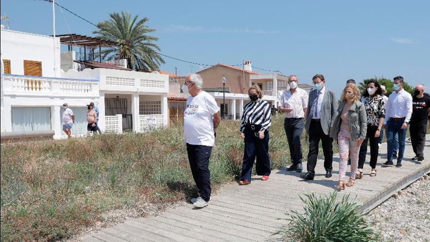 Costas tumba las alegaciones de Cabanes y la amenaza sobre Torre la Sal continúa