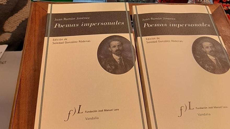 """El Juan Ramón Jiménez más """"singular y sorprendente"""", en 54 poemas inéditos"""