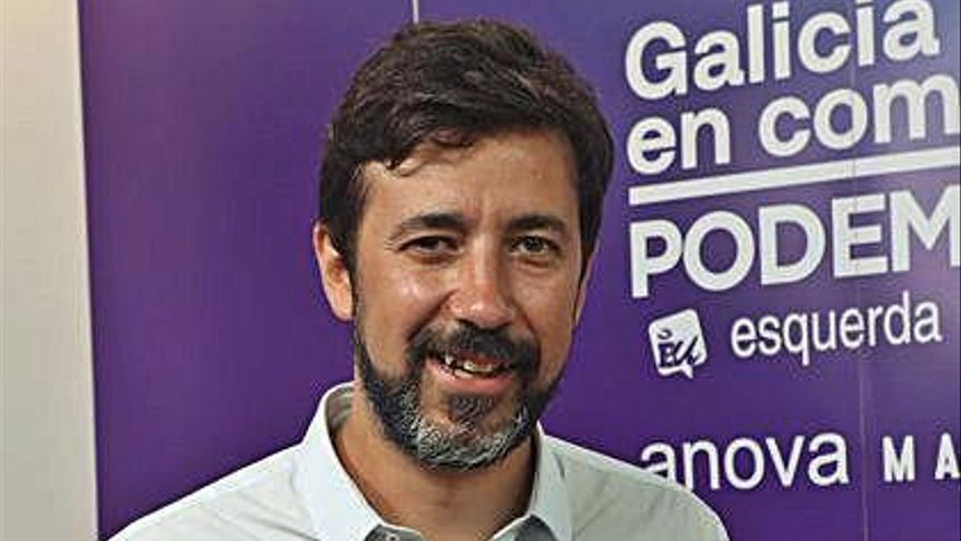 """En Común llama a tener una Xunta que """"se tome en serio"""" combatir la desigualdad"""