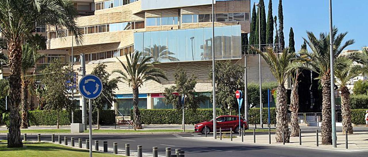 La sede de Ecisa, en Playa de San Juan, Alicante.