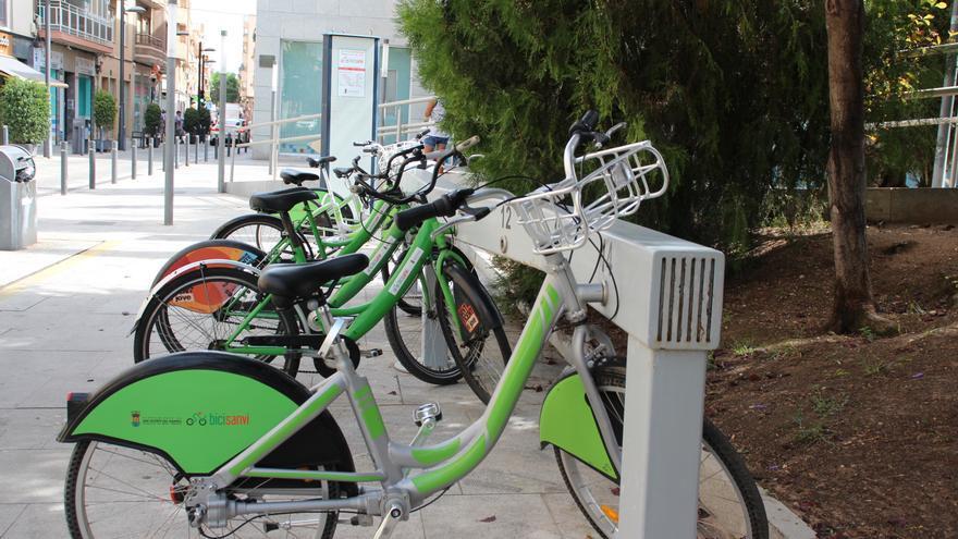 San Vicente se adhiere a un registro nacional para localizar bicicletas perdidas o sustraídas