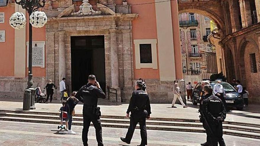 La polémica por la celebración el día de la Virgen acaba sin sanción