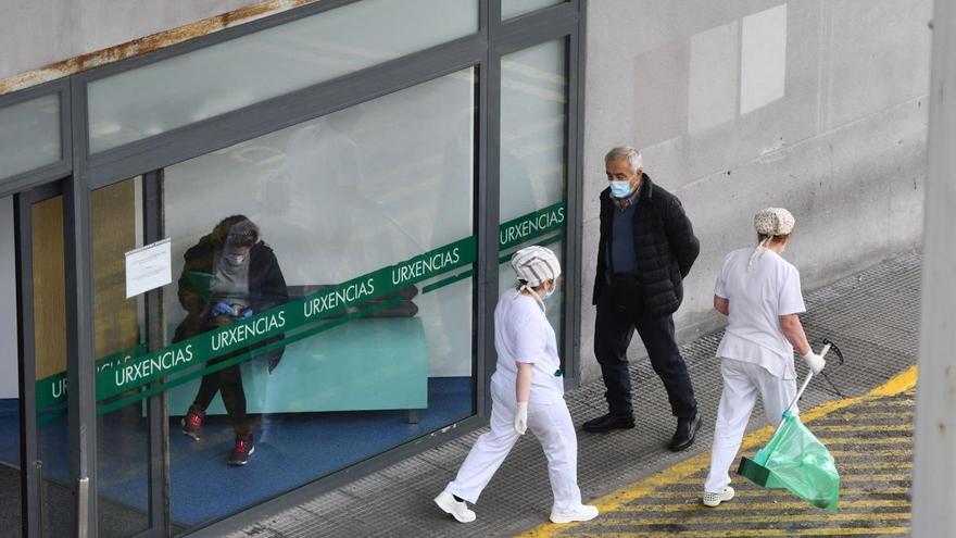 Los casos de Covid-19 ascienden a 15 en Pontevedra e O Salnés