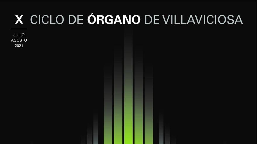 El X Ciclo de Órgano de Villaviciosa comenzará el próximo viernes