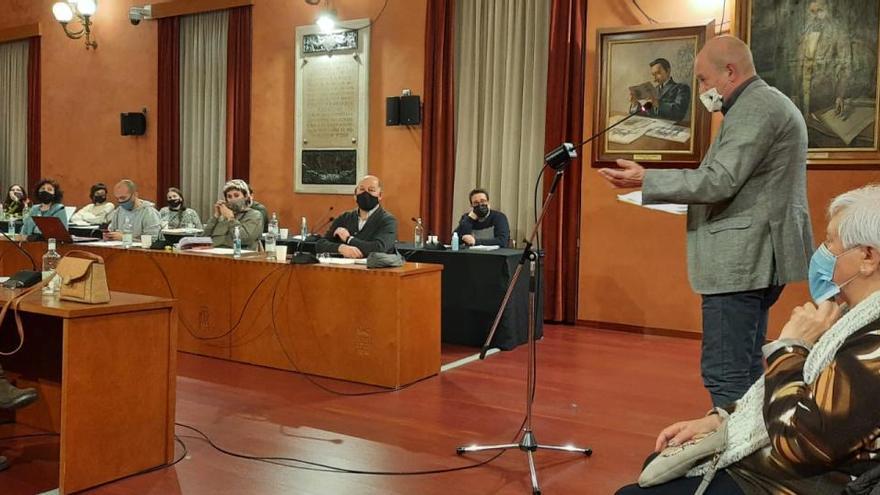 L'Ajuntament accepta estudiar un canvi de traçat del carrer Granollers perquè no afecti el geriàtric de la Font