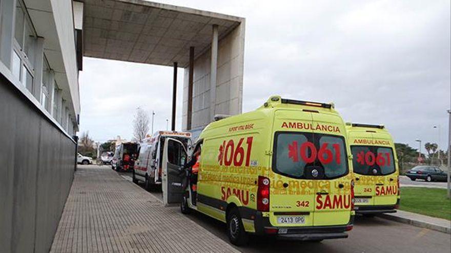Detenido el hombre que provocó el accidente mortal en la carretera general de Menorca