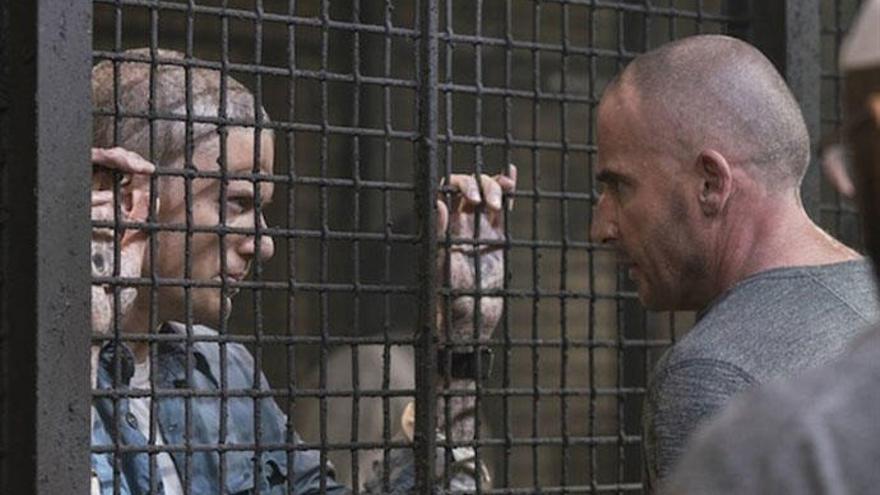 Así fue el regreso de 'Prison Break'