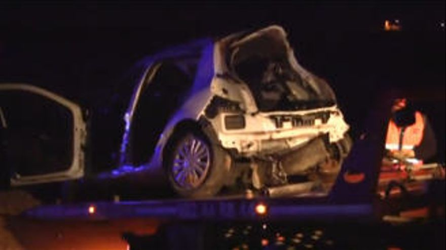 Continúan estables las tres jóvenes heridas en el accidente