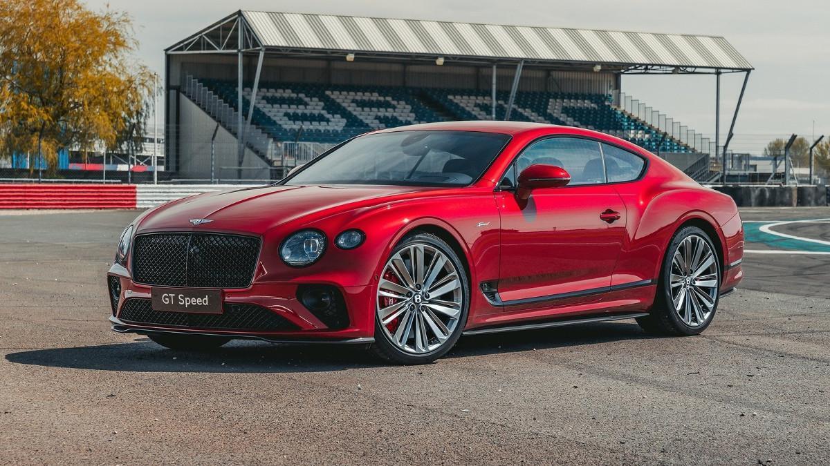 Bentley Continental GT Speed: las mejores 144 fotos en una súper galería