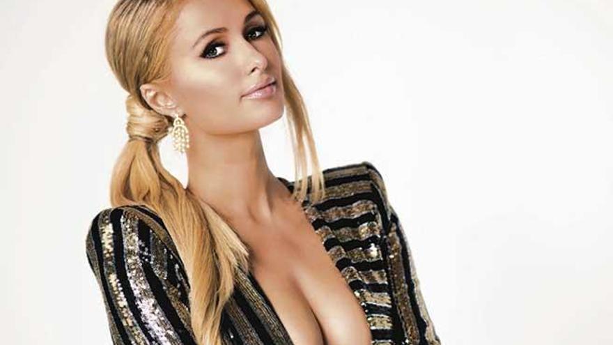 "Paris Hilton: ""Nací para ser una estrella"""