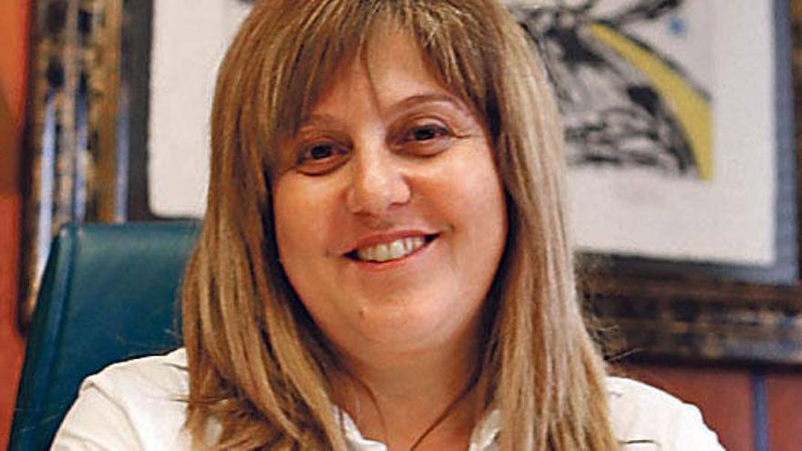 Joana Maria Camps: La marioneta de Bauzá paga el pato