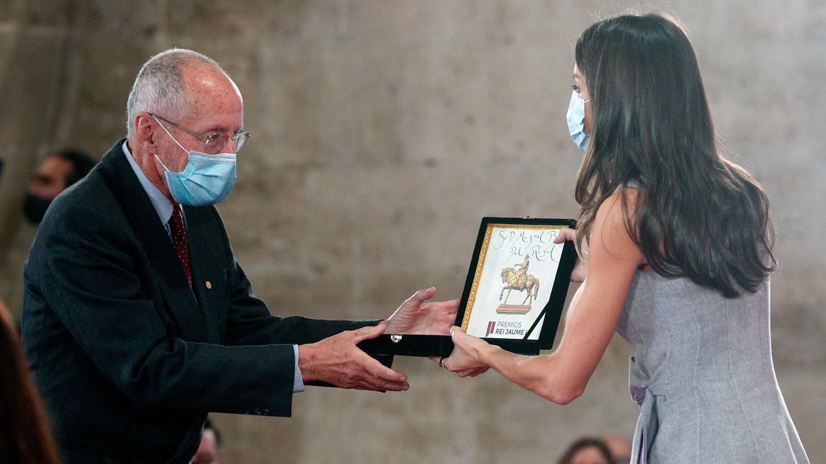 Galería   Las imágenes de la ceremonia de los Premios Jaume I