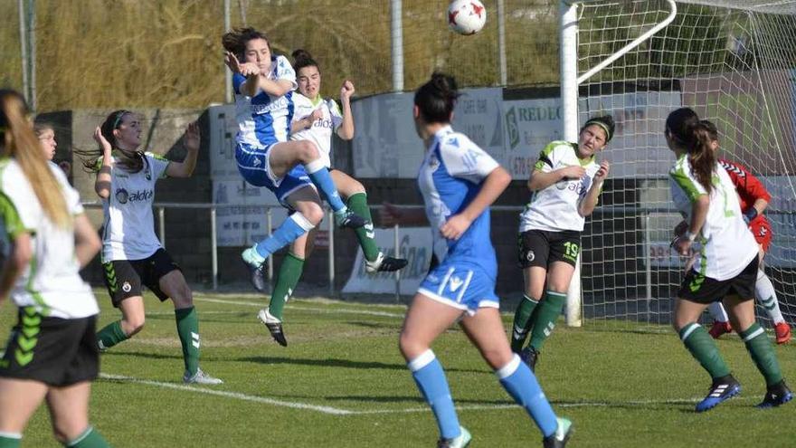 El Deportivo, que sigue líder, y el Victoria golean a sus adversarios