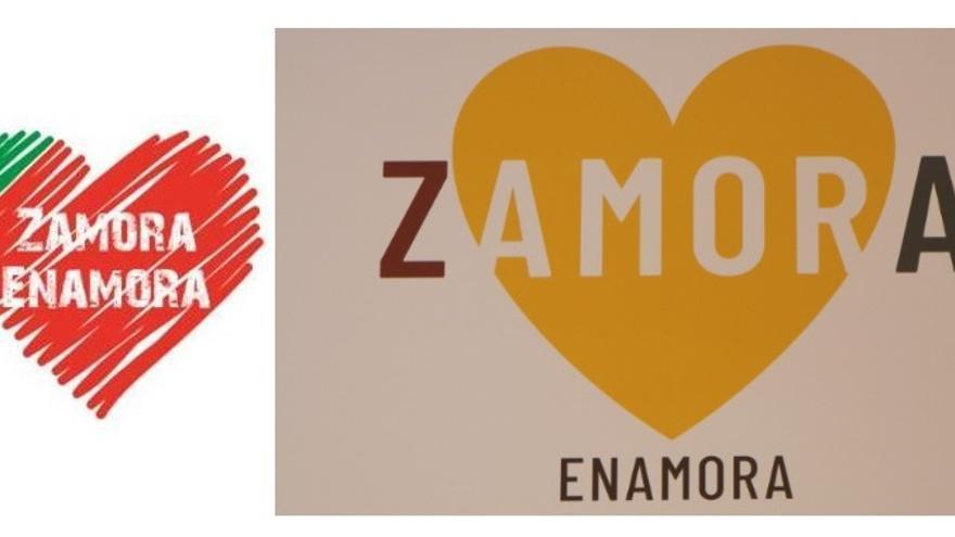 La marca Zamora Enamora sobre un corazón ya está registrada por una empresa privada