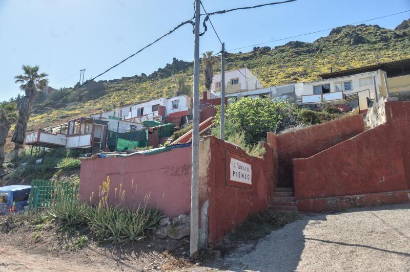 Vuelta de la chabolas a El Rincón