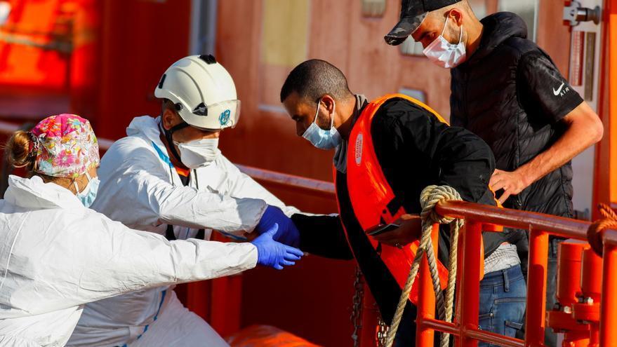 Un muerto y un desaparecido en una patera a punto de llegar a Gran Canaria