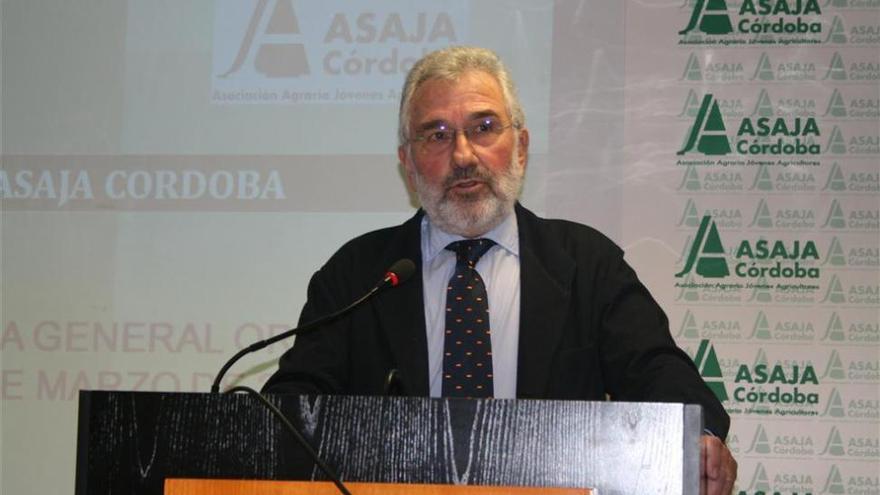 Fernández de Mesa, reelegido presidente de Asaja-Córdoba