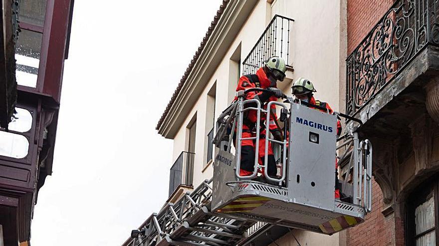 Zamora actualiza la tasa de incendios para recaudar 400.000 euros más cada año