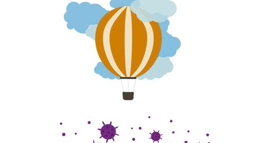 En globo