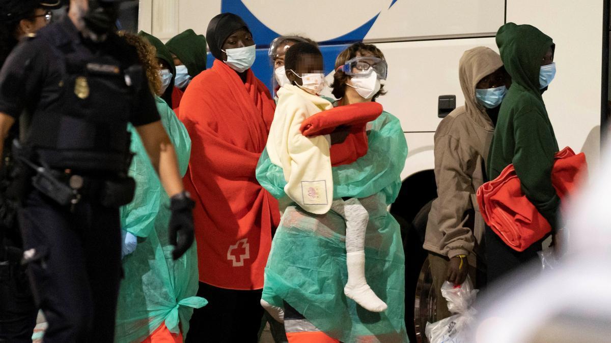 2.087 migrantes han muerto en pateras a España, casi tantos como en todo 2020