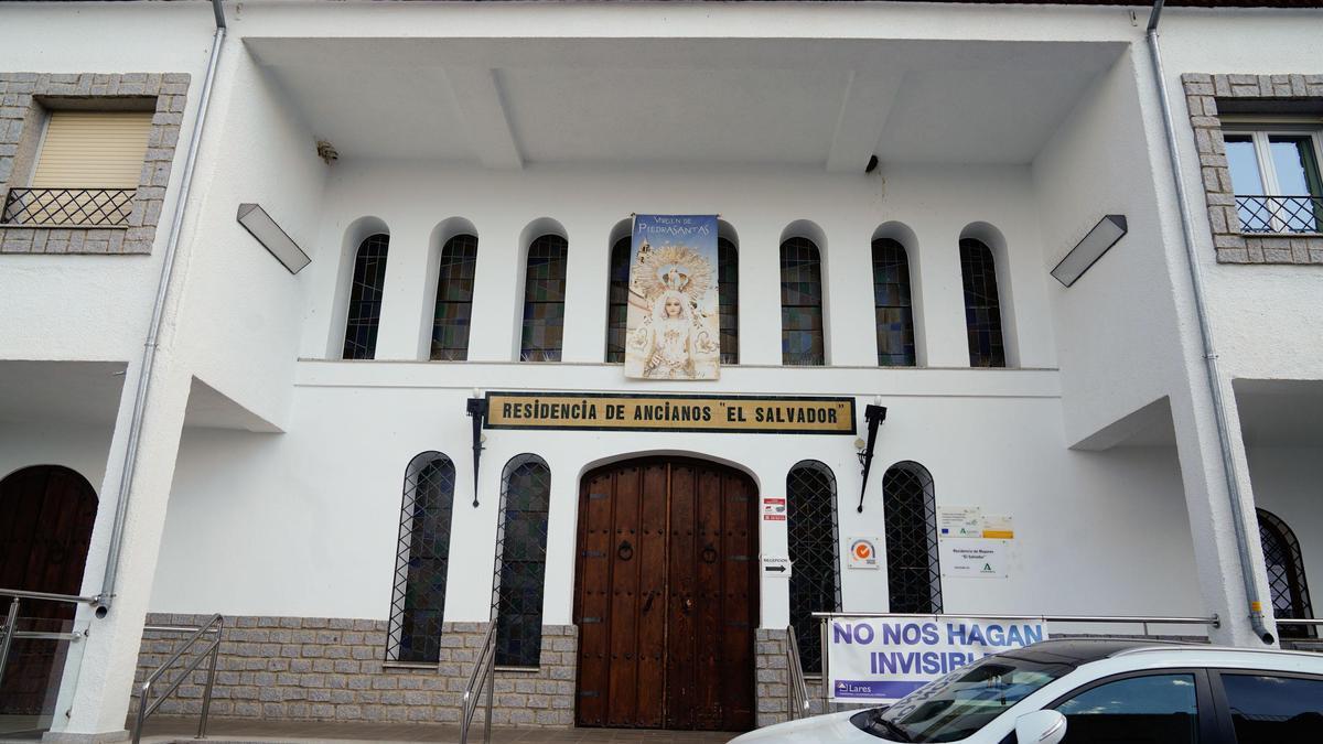Residencia El Salvador, de Pedroche.