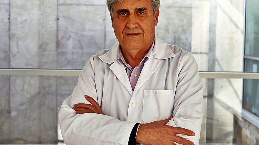 """Juan José Badiola: """"La vacuna podría evitar otra oleada en primavera"""""""