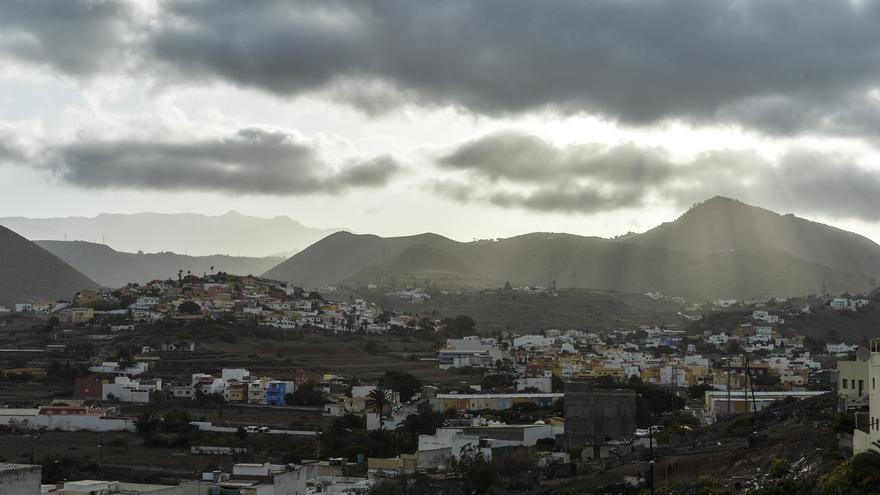 Gran Canaria espera lluvias débiles este domingo
