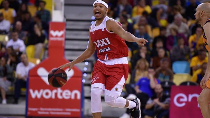 El Baxi assalta el Gran Canaria Arena i es consolida en la zona de «play-off»