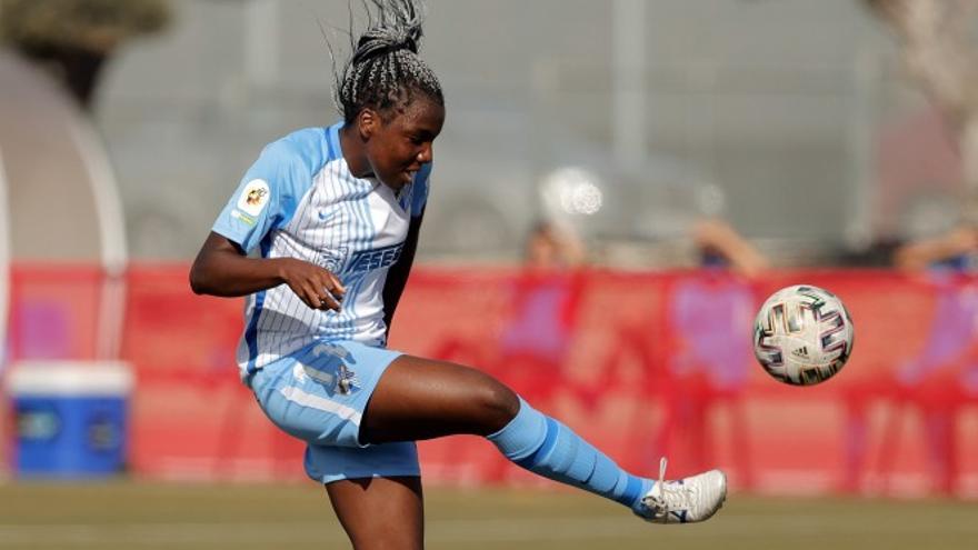 El Cacereño Femenino firma a la delantera Edna Imade (Málaga)