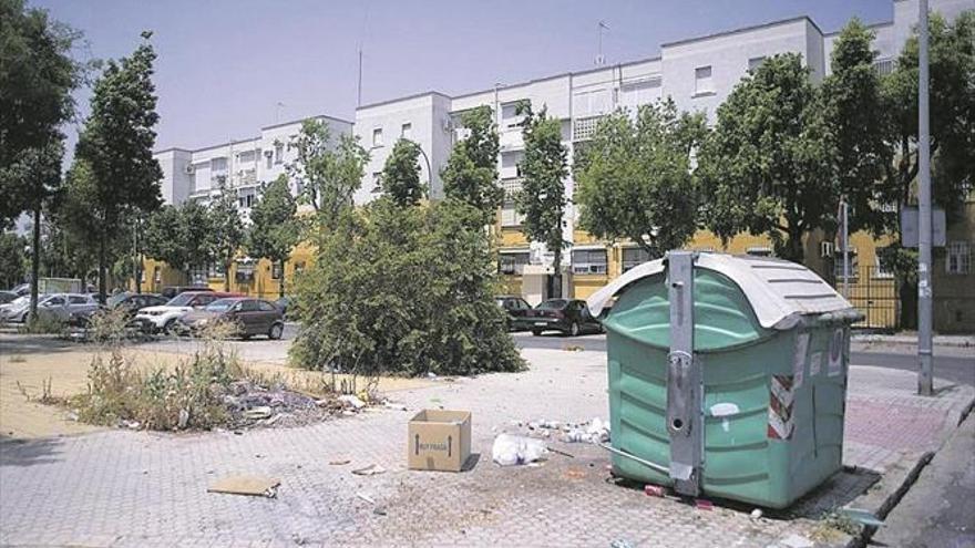 El peor barrio de España