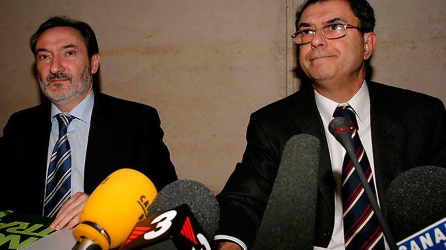 La Audiencia Nacional reabre una querella contra dos exgestores de Sa Nostra