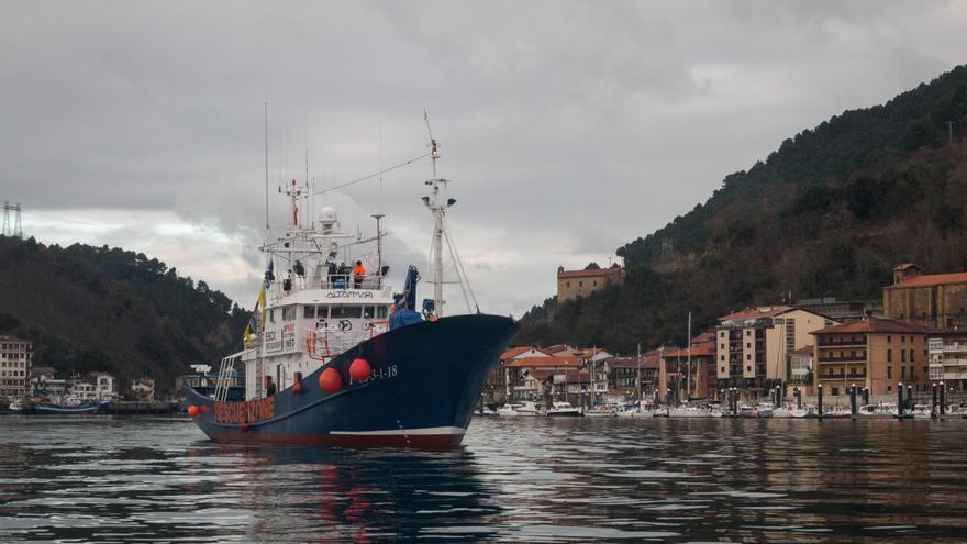 El Aita Mari desembarcará a los 105 migrantes rescatados en Sicilia