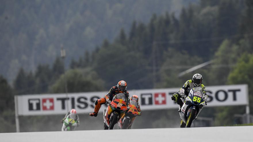 Fenati vuelve a la pole de Moto3, un puesto que no ocupaba desde 2017