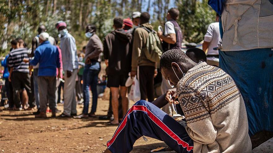 Ansiedad y enfermedades mentales entre los migrantes por la «nefasta» acogida