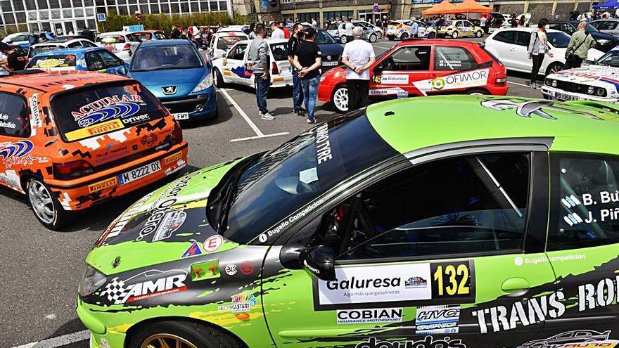 A Coruña da el pistoletazo de salida al Campeonato Gallego de rallies