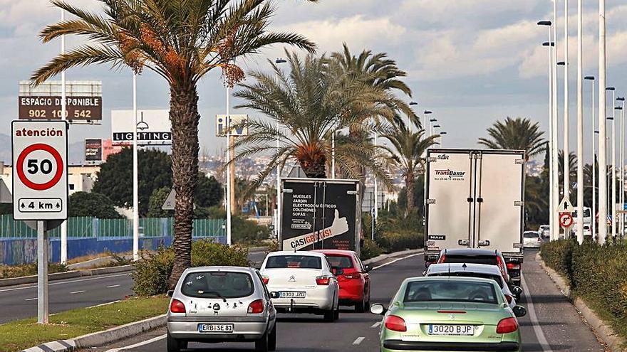 La pandemia reduce el tráfico anual en las carreteras locales de la provincia en un 17%