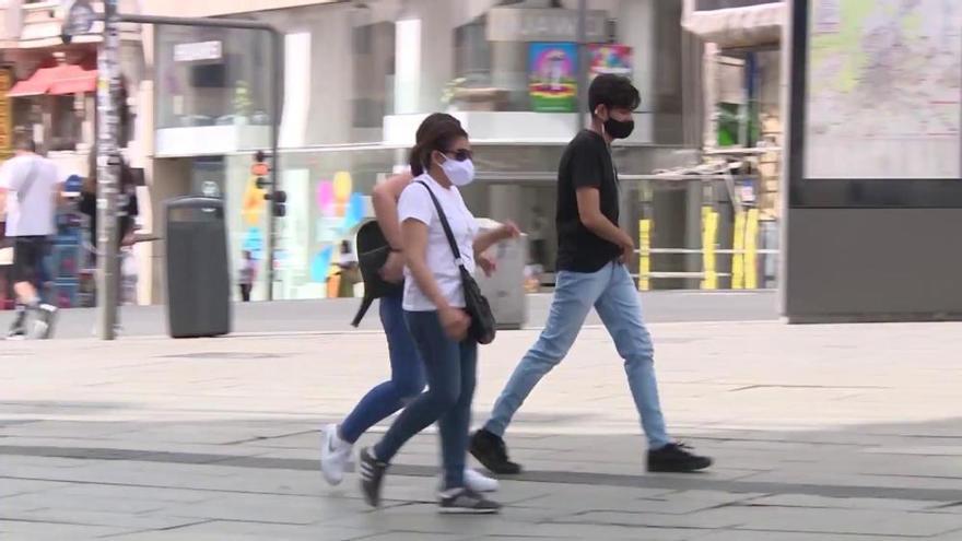 Canarias suma 135 nuevos casos, la cifra más baja desde el 18 de agosto