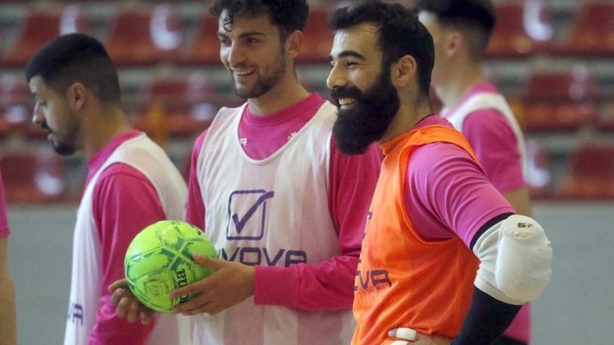 El Córdoba Futsal busca su onda mágica en Vista Alegre