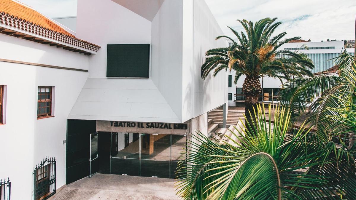 El Teatro El Sauzal