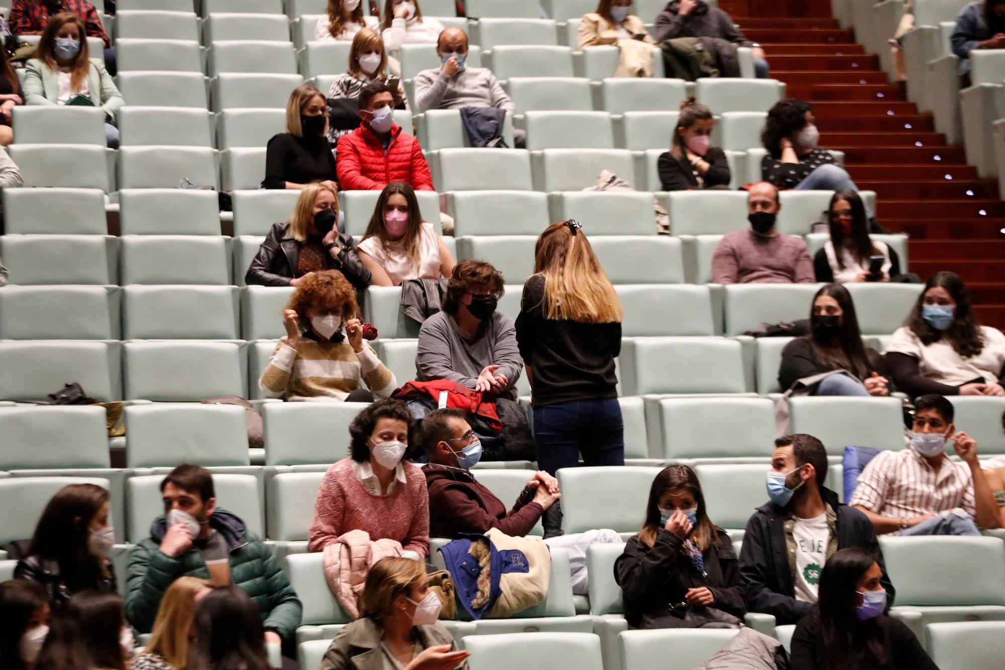 Caos en el concierto de Andrés Suárez en Vigo