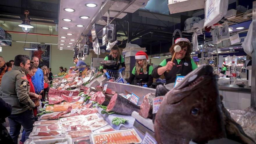 El mercado del Olivar acoge actividades gratis para todas las edades durante Navidad