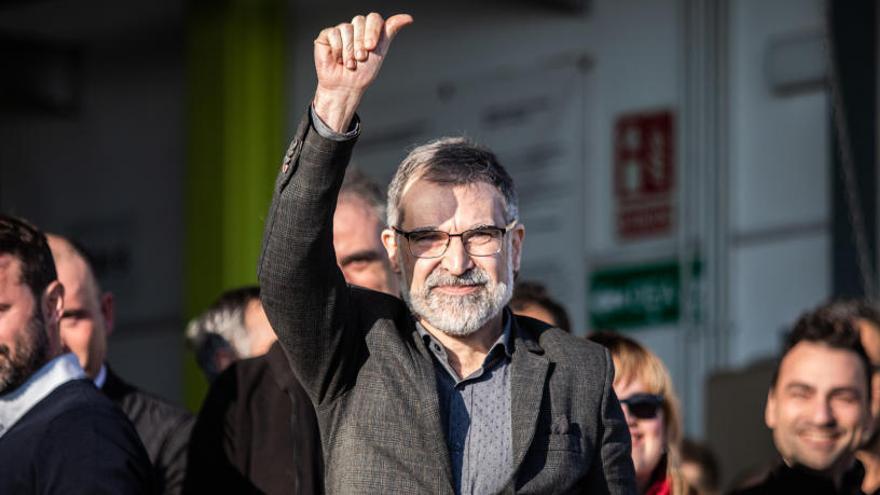 La Fiscalía recurre el permiso de 72 horas a Jordi Cuixart