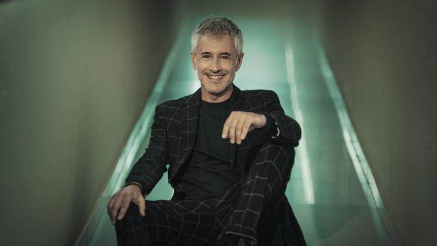 Sergio Dalma: «En mi afán siempre está evolucionar y sorprender»