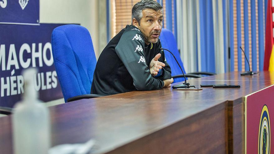 David Cubillo: «Debemos ser más agresivos arriba»