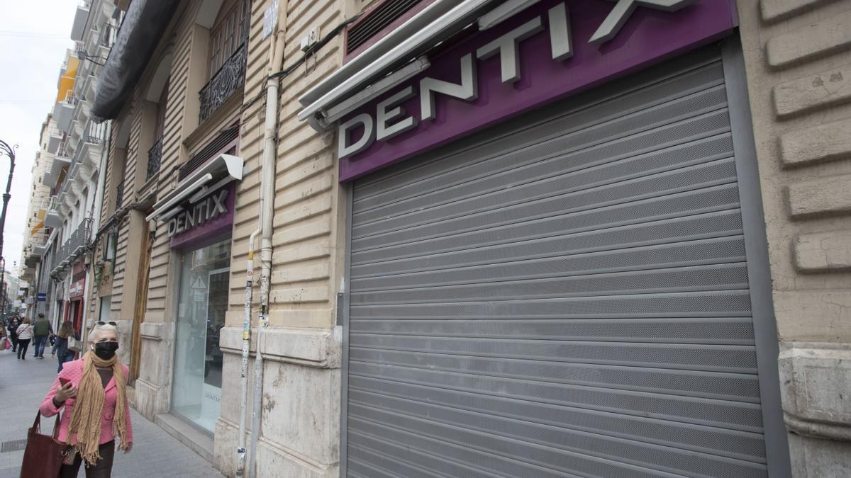 Clínica Dentix