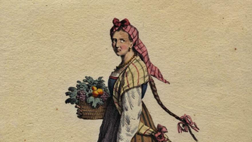 Un retrato de la regatona coruñesa