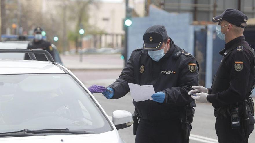 La Audiencia Nacional rechaza declarar a los policías colectivo de riesgo