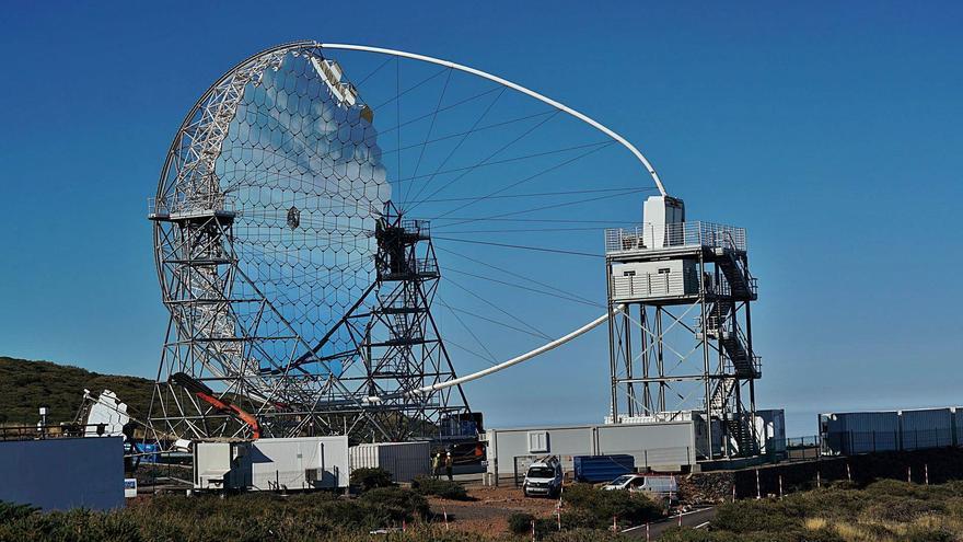 Sello murciano en los telescopios más grandes  del mundo y de Europa